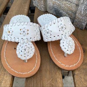 Jack Rogers Miss Palm Beach II Sandals Sz 7